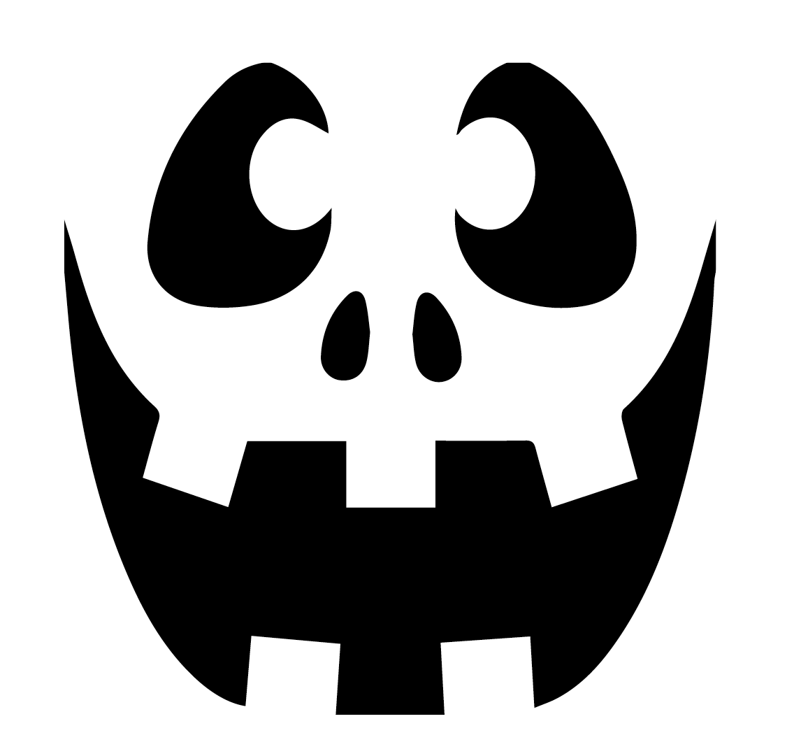 Pumpkin Carving Templates | CHARCOAL EVENTS